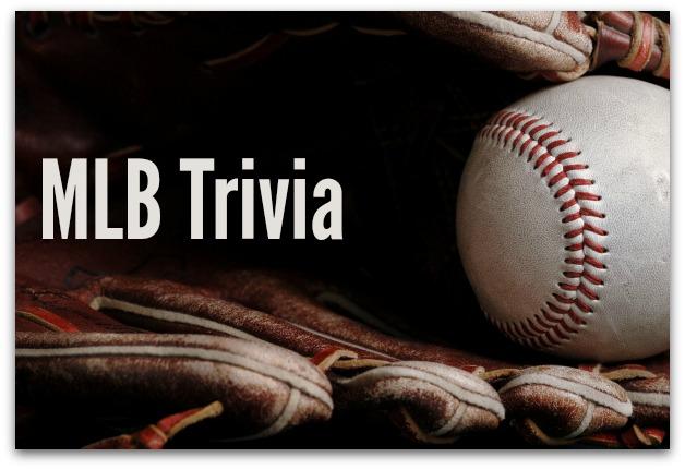 MLB Trivia