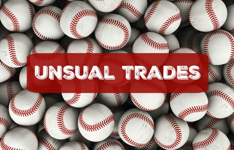 Unusual Sports Trades