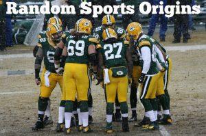 Random Sports Origins