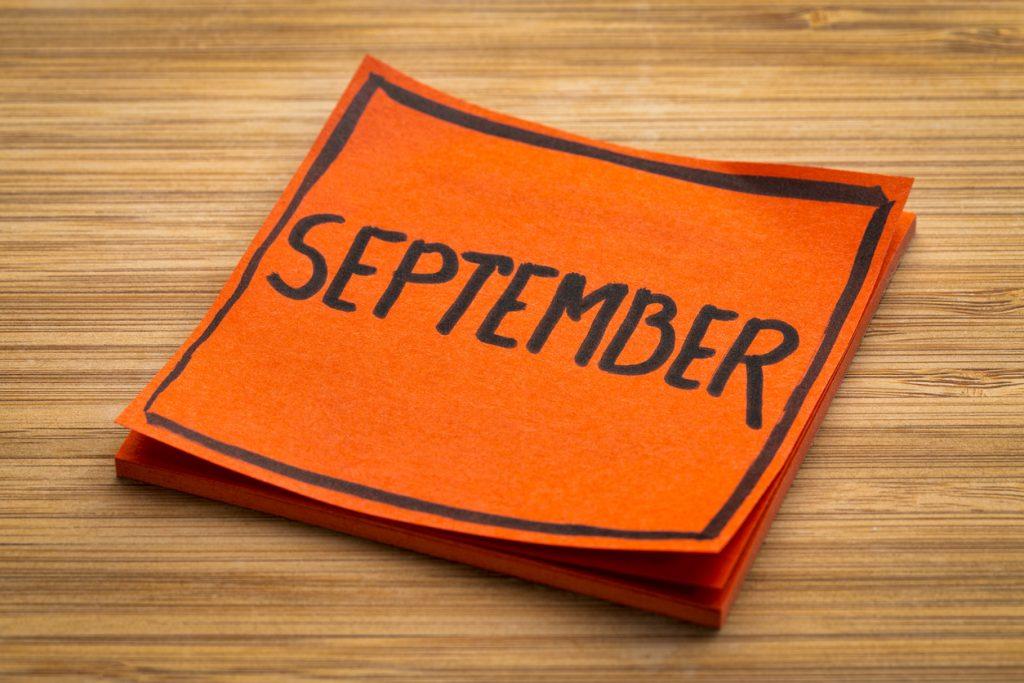 Weird September Holidays